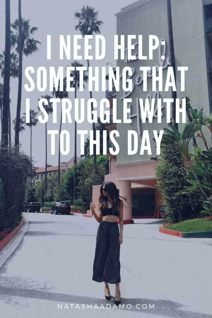 Me to myself last week:\